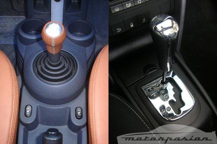 Mitsubishi Colt CZC y Peugeot 207 CC