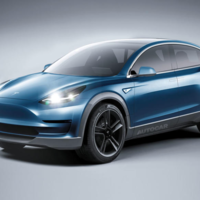 Al Tesla Model Y aún le quedan años en el horno, pero su información ya comienza a surgir