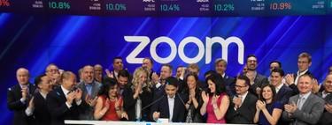 Así es Zoom, el 'unicornio' que ha arrasado en su salida a bolsa con una solución de videoconferencia