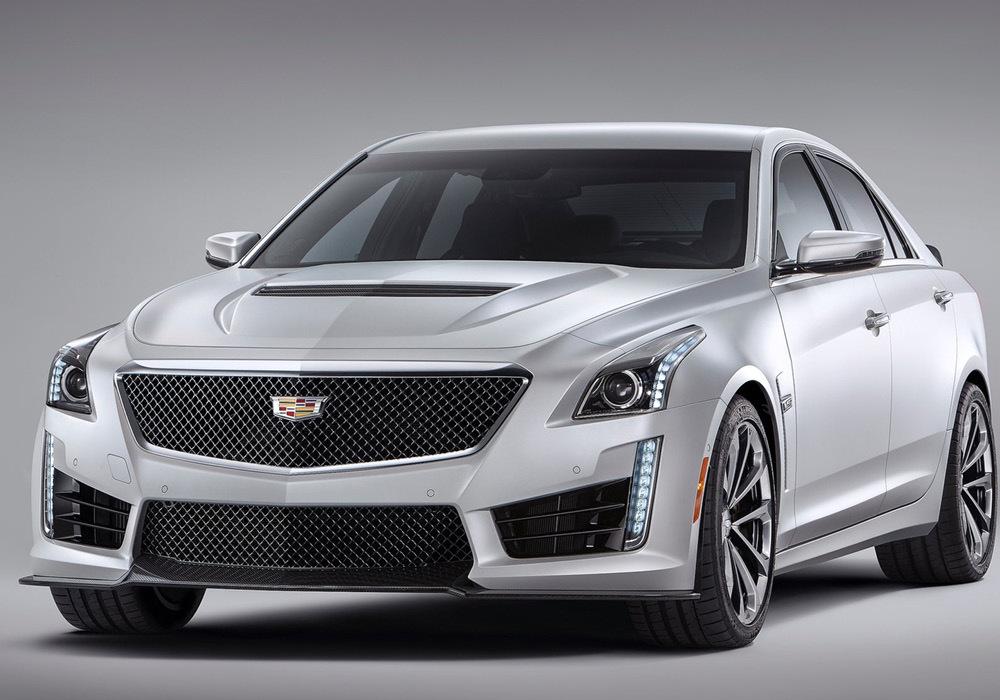 Foto de Cadillac CTS-V 2016 (11/14)