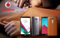 LG G4 ya disponible en preventa con Vodafone desde 432 euros pagados a plazos
