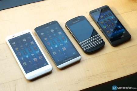 Blackberry 10 Moviles Descontinuados