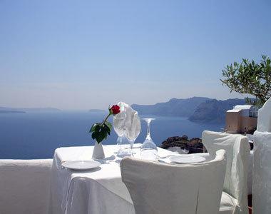 Los restaurantes más románticos del mundo según Condé Nast Traveler