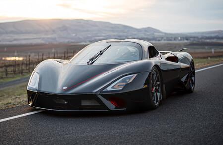 ¡A llorar Bugatti y Koenigsegg! El SSC Tuatara podría ser el nuevo rey de la velocidad, de acuerdo con distintos informes