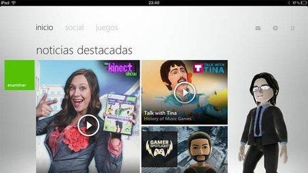 Microsoft lanza My Xbox LIVE en iPad