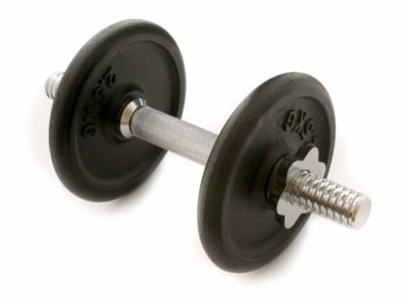 Primero pesas y después cardio para aumentar la masa muscular