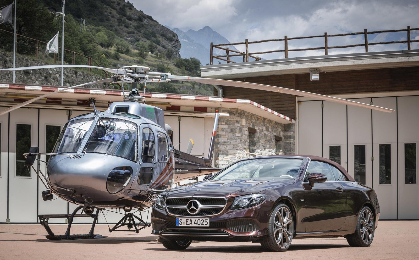 Foto de Mercedes-Benz Clase E Cabrio, toma de contacto (44/156)