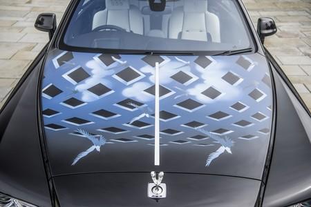 Rolls-Royce desvela sus nueve tributos a la música británica con una nueva serie Wraith