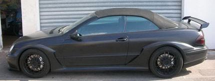 Mercedes-Benz CLK 63 AMG DTM Cabrio