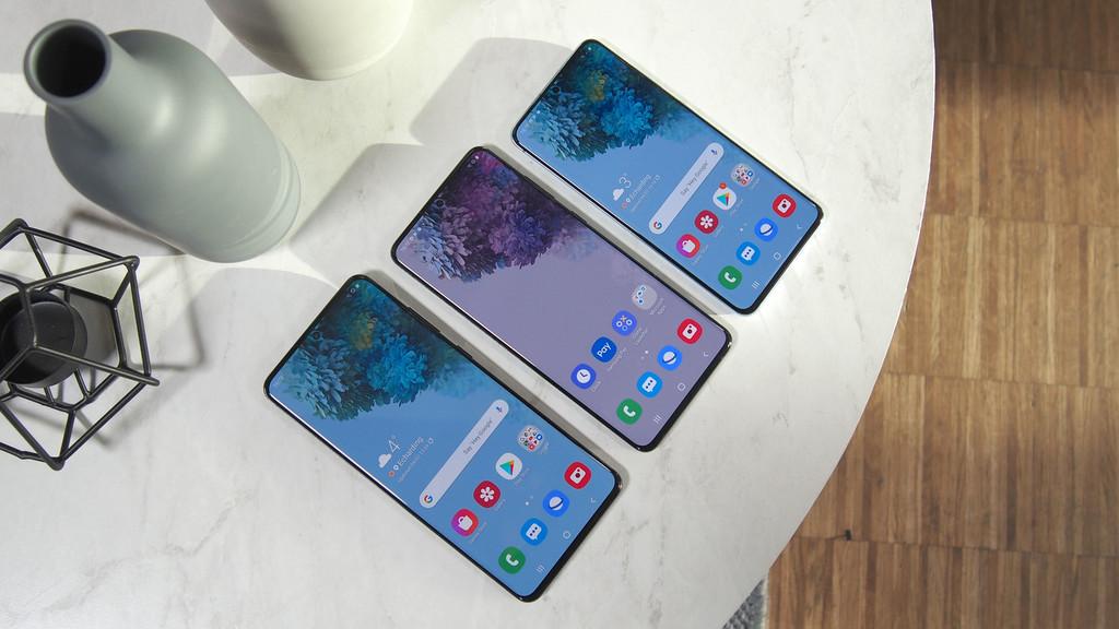 La estrategia de lanzamientos de Samsung: tres modelos de gama alta, nada de versión