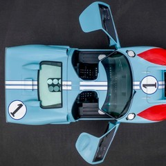 Foto 1 de 8 de la galería replica-ford-gt40 en Motorpasión México