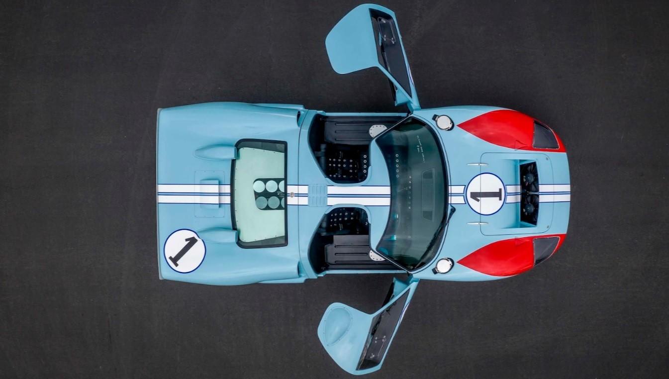 Foto de Réplica Ford GT40 (1/8)