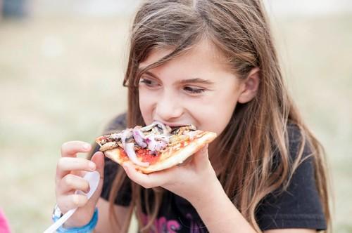 Dime cómo te comes la pizza y te diré cómo eres