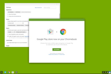 Chrome Os App Android
