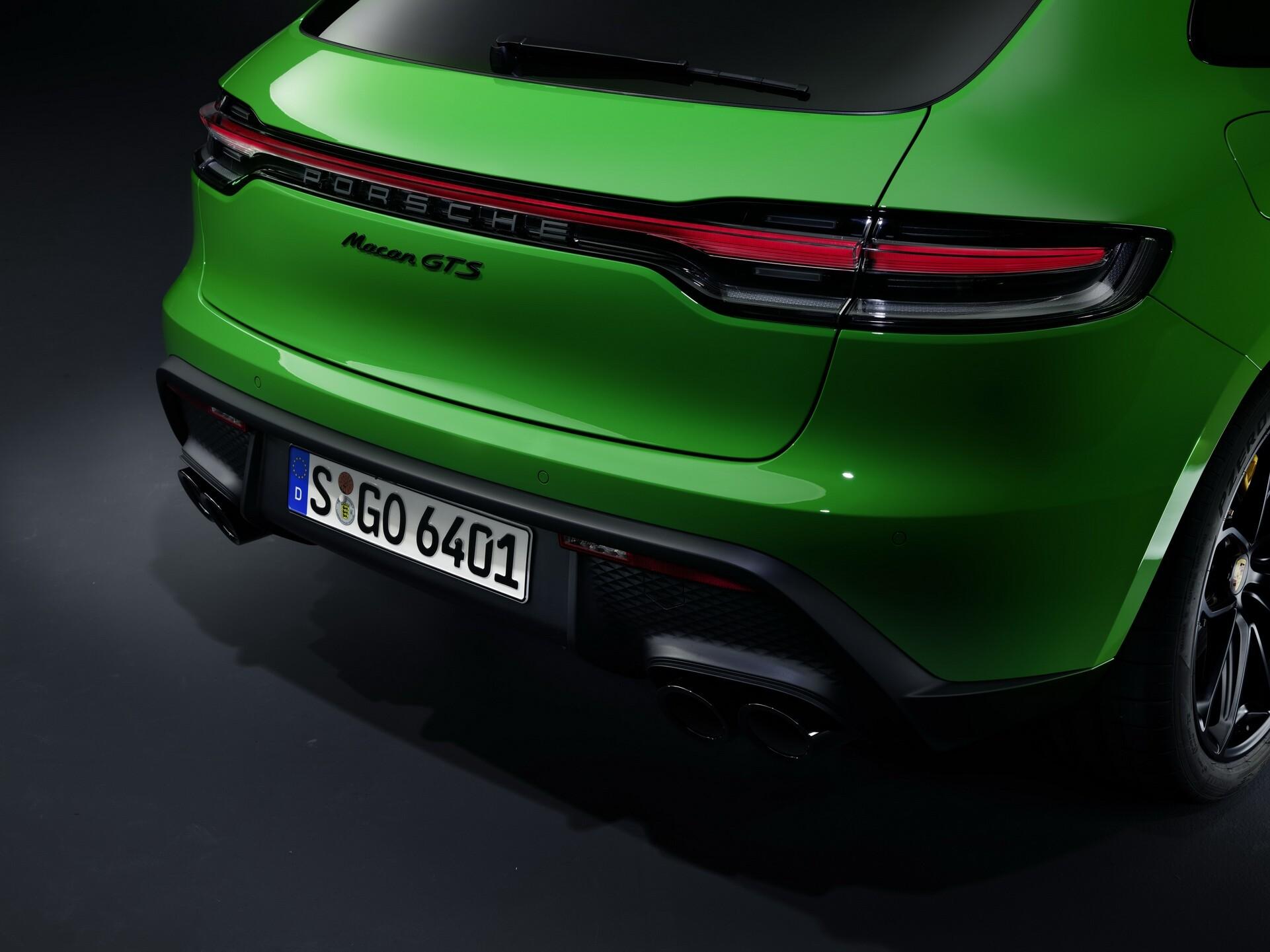 Foto de Porsche Macan 2022 (43/59)