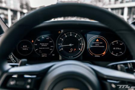 Porsche 911 Carrera S cuadro mandos