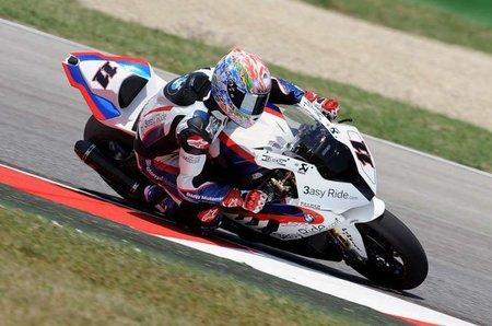 Superbikes San Marino 2010: Troy Corser da la sorpresa y consigue la primera Superpole de BMW