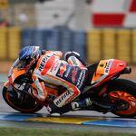 Álex Márquez se exhibió bajo la lluvia para estrenarse en MotoGP y darle el primer podio de 2020 a Honda