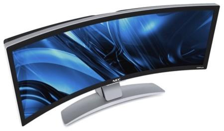 NEC CRV43, 42.1 pulgadas de monitor curvado
