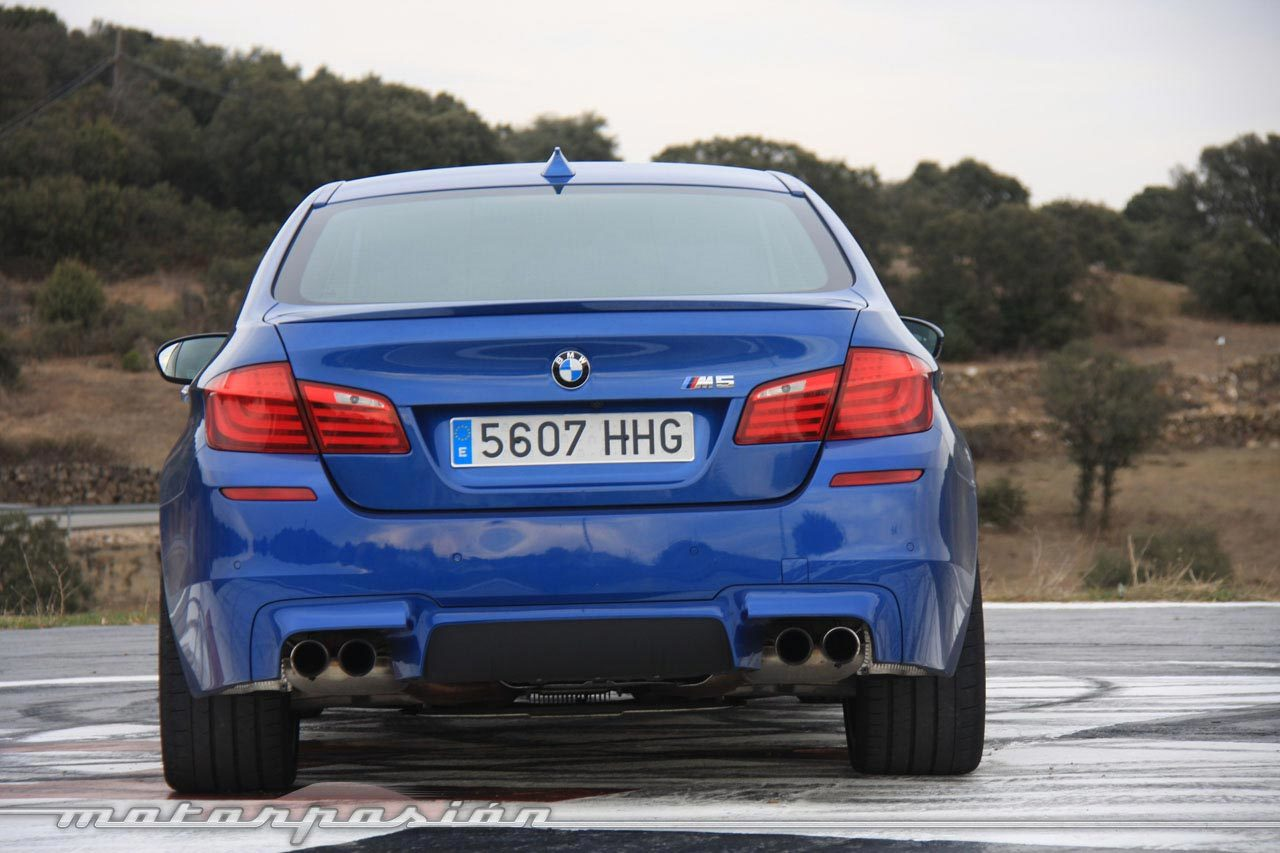 Foto de BMW M5 (Prueba) (117/136)