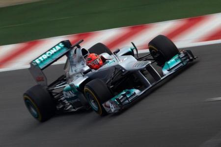 Mercedes AMG aún no da por perdida la temporada