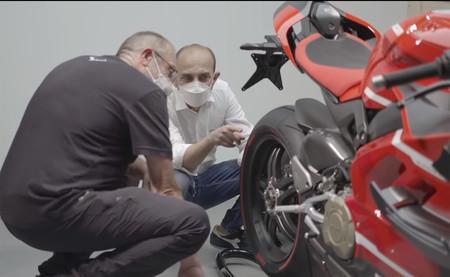 Ducati Superleggera V4 Entrega Especial 4