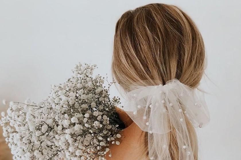 Coletas, trenzas, melenas sueltas... 21 peinados maravillosos para las bodas de otoño/invierno