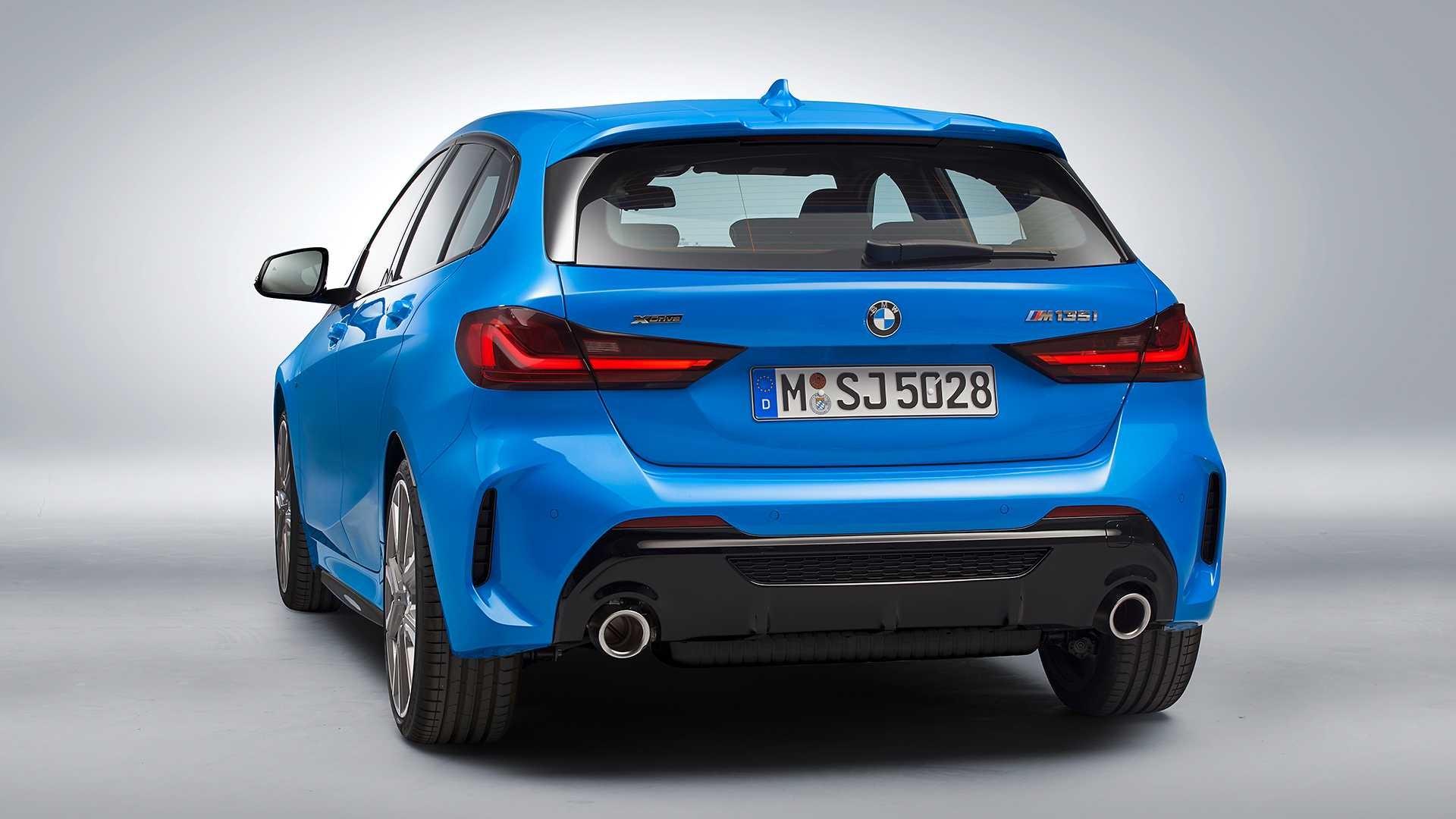 Foto de BMW Serie 1 2020 (35/66)