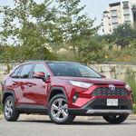 Toyota RAV4 Hybrid, a prueba: un C-SUV que consume menos gasolina que un Yaris