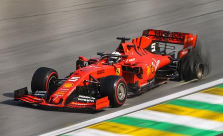 Vettel Brasil F1 2019