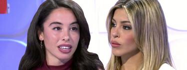 Macarena, la novia de Rafa Mora, irrumpe en 'MyHyV' para arremeter contra Oriana e Iván
