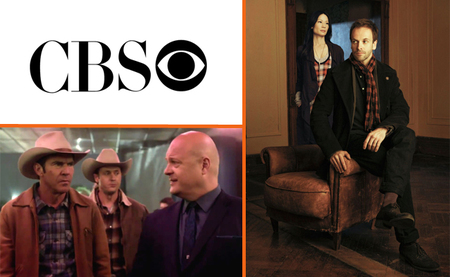 Otoño 2012: Nuevas series CBS