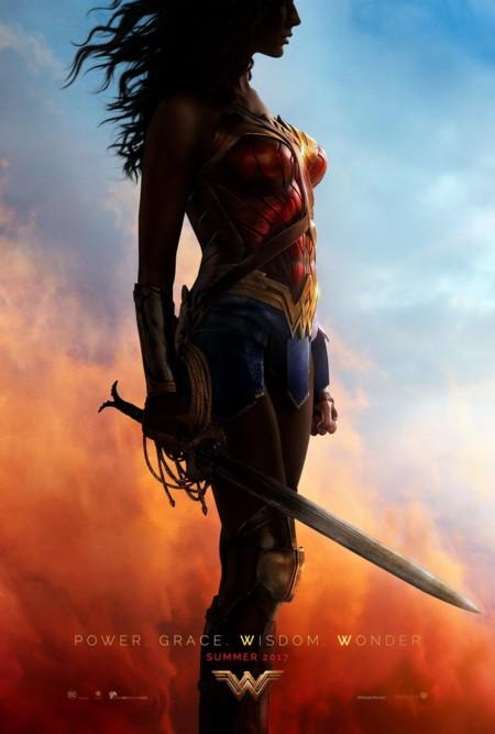 Cartel de Wonder Woman