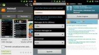 La aplicación oficial de Hotmail aterriza en Android