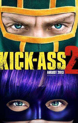 El cartel de Kick-Ass 2