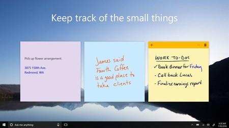 Sticky Notes podría dar el salto de Windows para llegar a también a los smartphones con iOS y Android