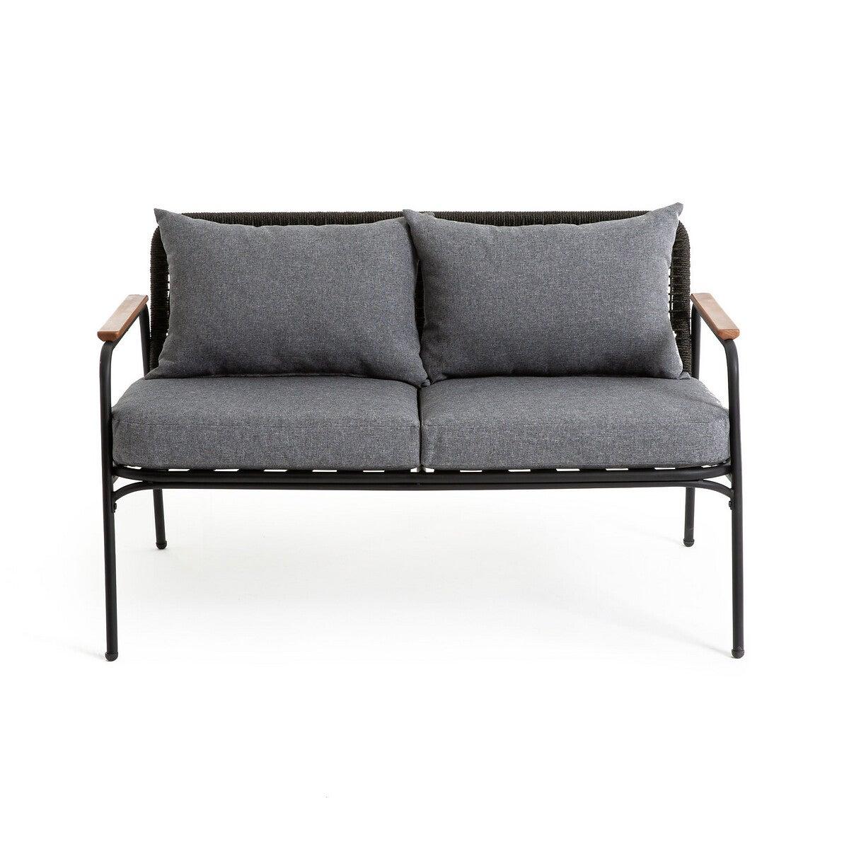 Sofá de exterior
