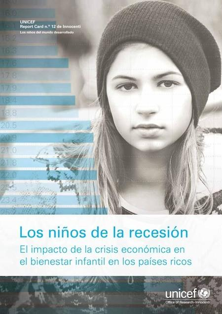 """""""Los niños de la recesión"""": En 23 de los 41 países analizados, la pobreza infantil ha aumentado desde 2008"""