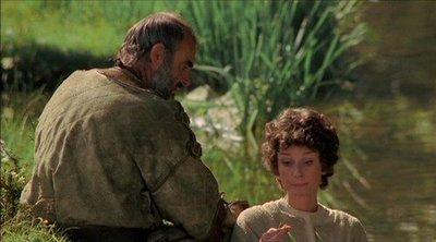 'Robin y Marian', Sean Connery y Audrey Hepburn