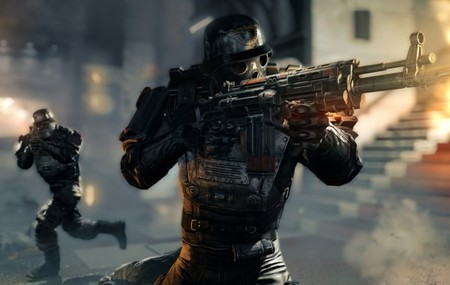 Media hora de Wolfenstein: The New Order en acción
