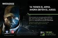 NVIDIA anuncia bundle de Watch Dogs con tarjetas GeForce GTX