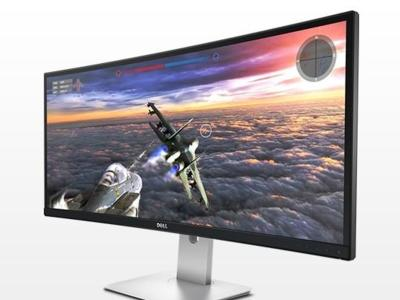 Dell se estrena en los monitores curvos con 34 pulgadas