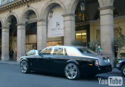 Vídeos del Rolls-Royce Phantom para todos los gustos