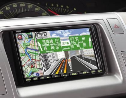 Sanyo NVA-HD1700DT, centro total para el coche