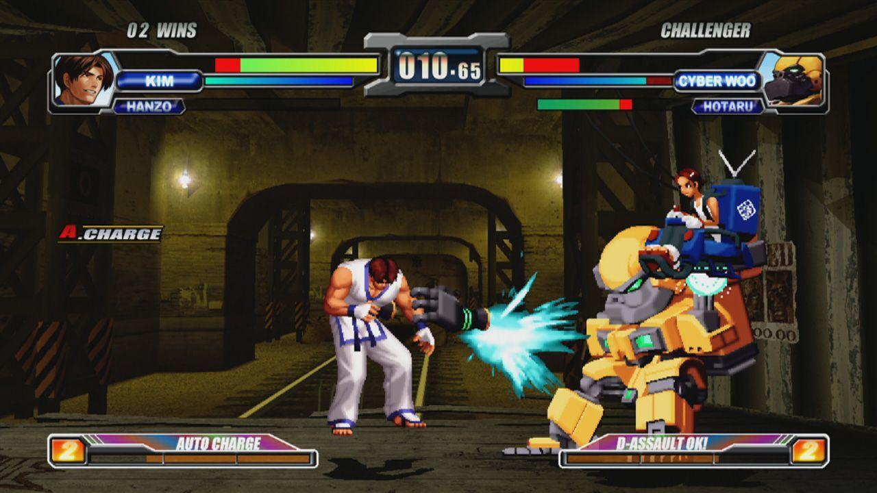 Foto de 020610 - Neo Geo Battle Coliseum (3/5)