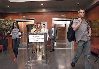 Los actores de House se convierten en modelos