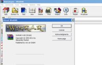 WinRAR 4.0, nueva versión del popular compresor de archivos