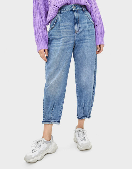 Jeans Balloon Fit