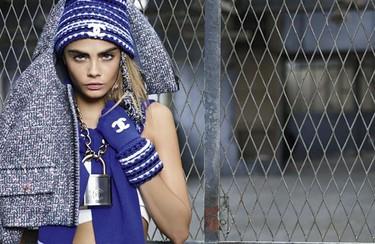 El deporte ha conquistado a Chanel (y a su campaña con Cara Delevingne)
