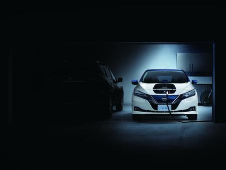 Nissan Leaf 2018 325